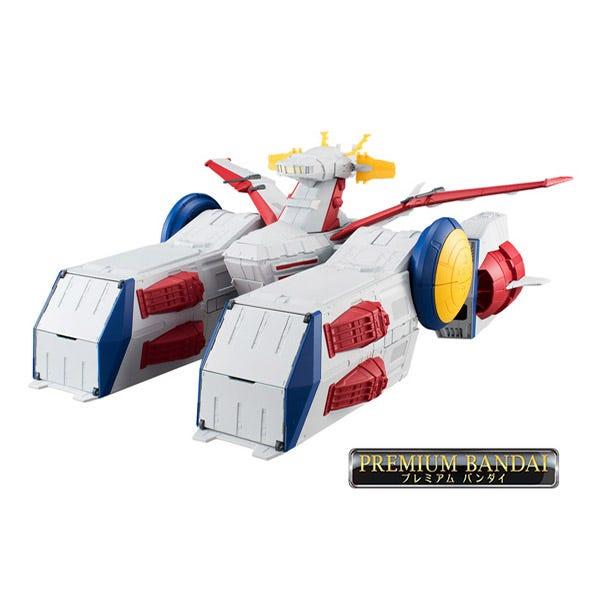 FW Gundam Converge Core White Base Force Premium Bandai Set