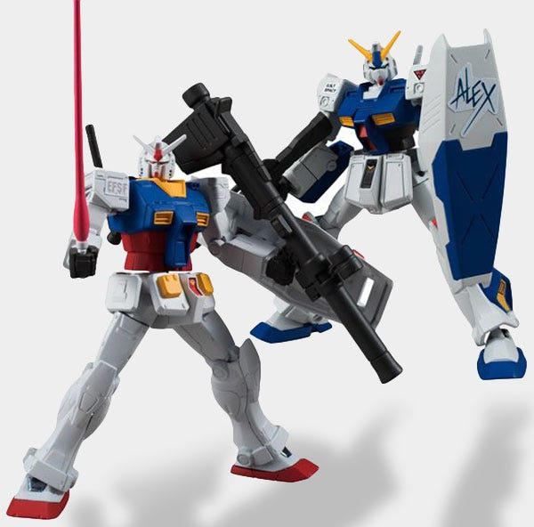 Gundam Universal Unit Vol. 1