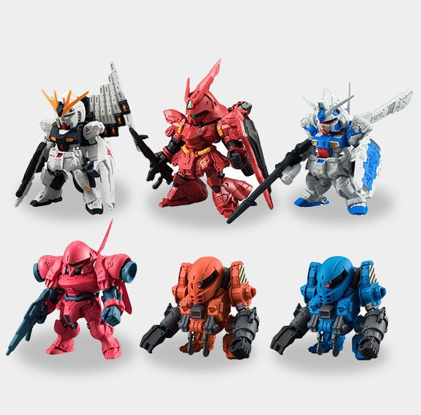 FW Gundam Converge #1