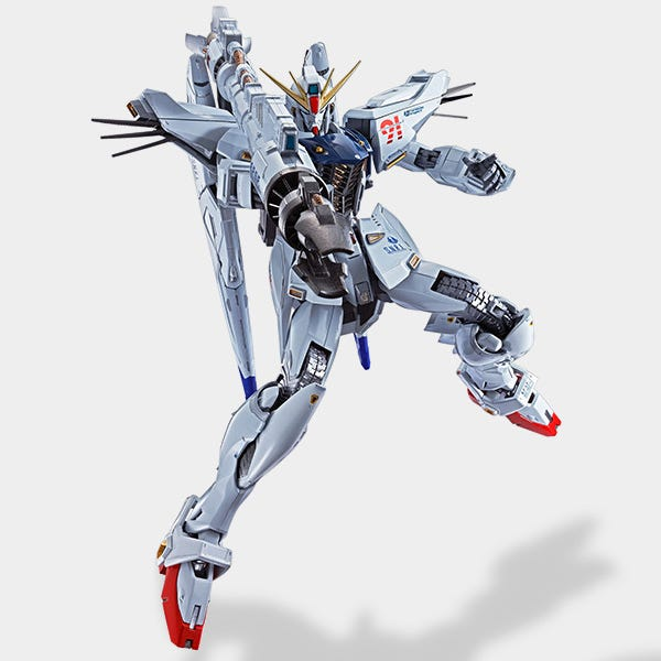 Gundam F91 Metal Build