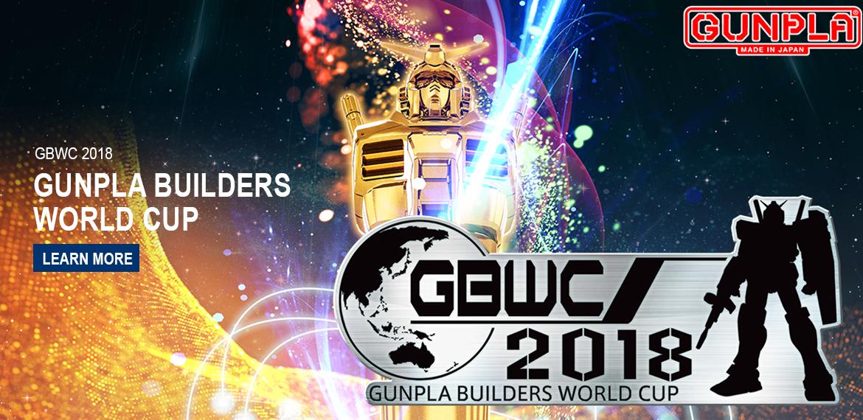 Gunpla Builders World Cup 2018